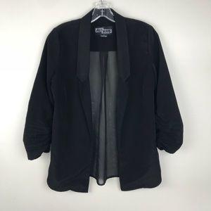 Nordstrom | Ali + Kris lightweight black blazer S